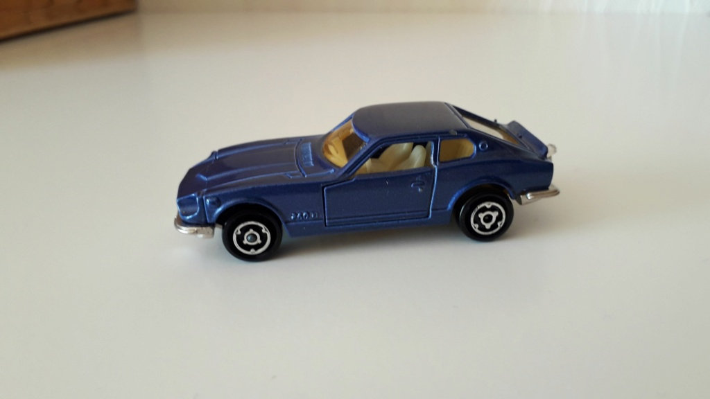 ma petite collection de majorette - Page 3 Datsun10