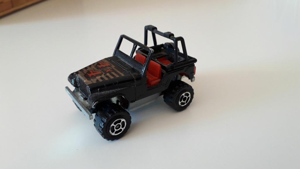 ma petite collection de majorette - Page 3 Jeep_c10