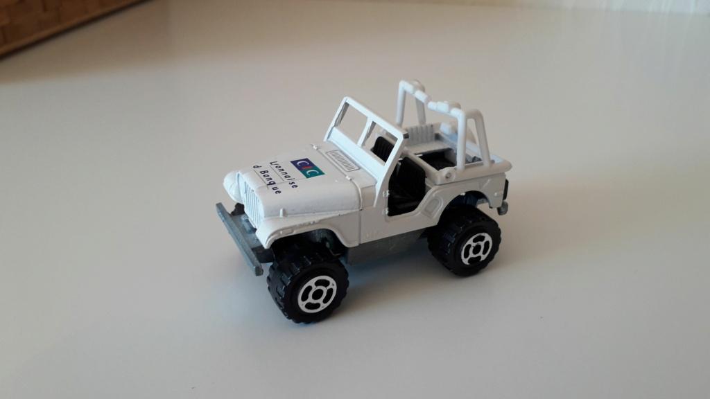 ma petite collection de majorette - Page 3 Jeep_c16