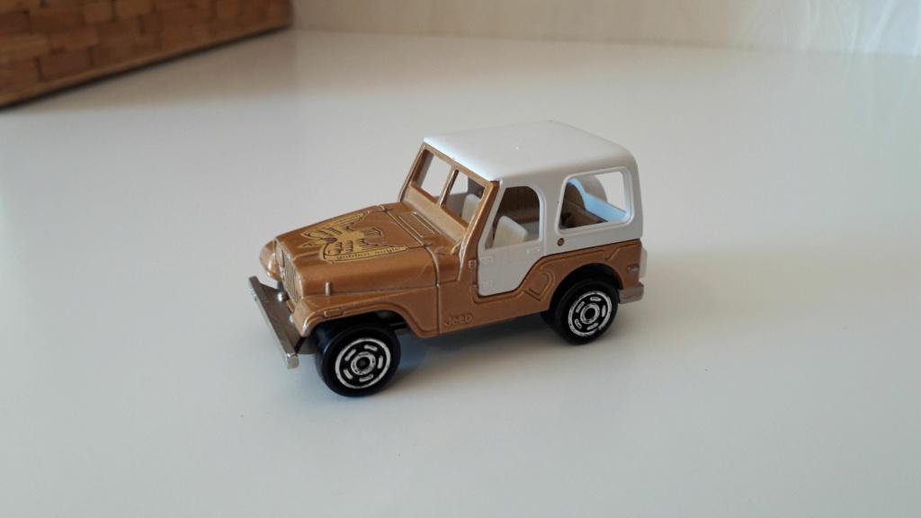 ma petite collection de majorette - Page 5 Jeep_c27