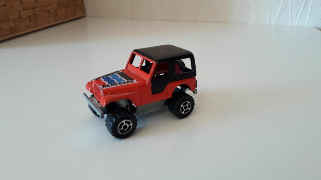 ma petite collection de majorette - Page 5 Jeep_c34