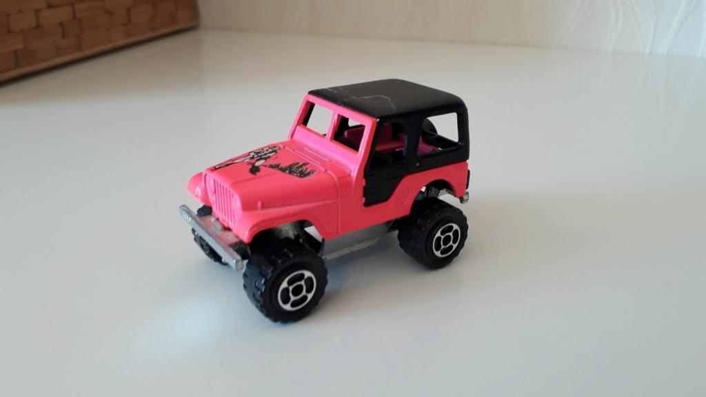 ma petite collection de majorette - Page 5 Jeep_c36