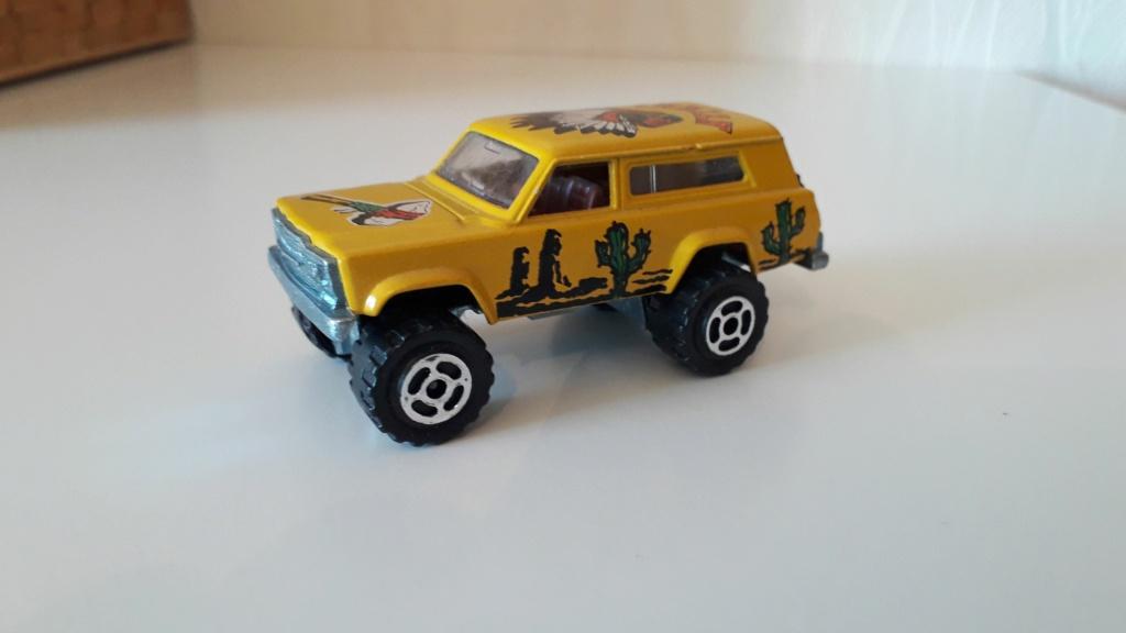 ma petite collection de majorette - Page 8 Jeep_c38