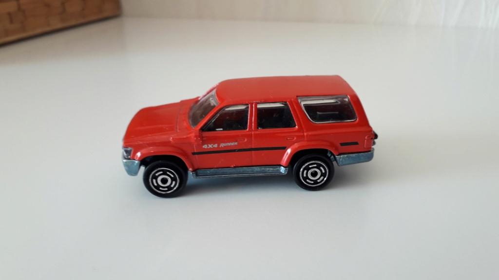 ma petite collection de majorette - Page 2 Toyota10
