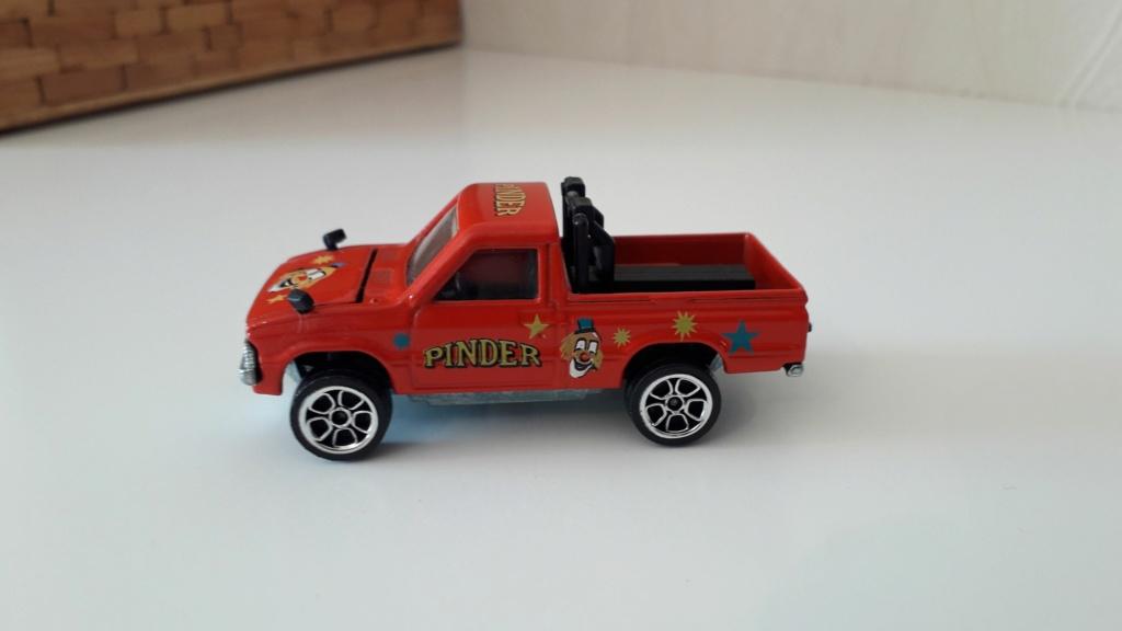 ma petite collection de majorette - Page 3 Toyota22