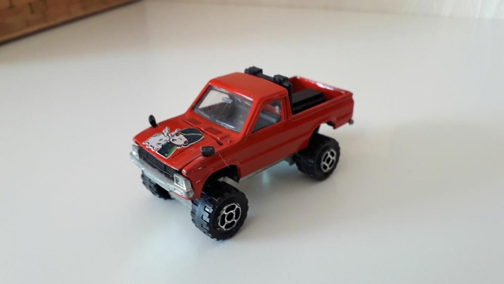 ma petite collection de majorette - Page 3 Toyota31