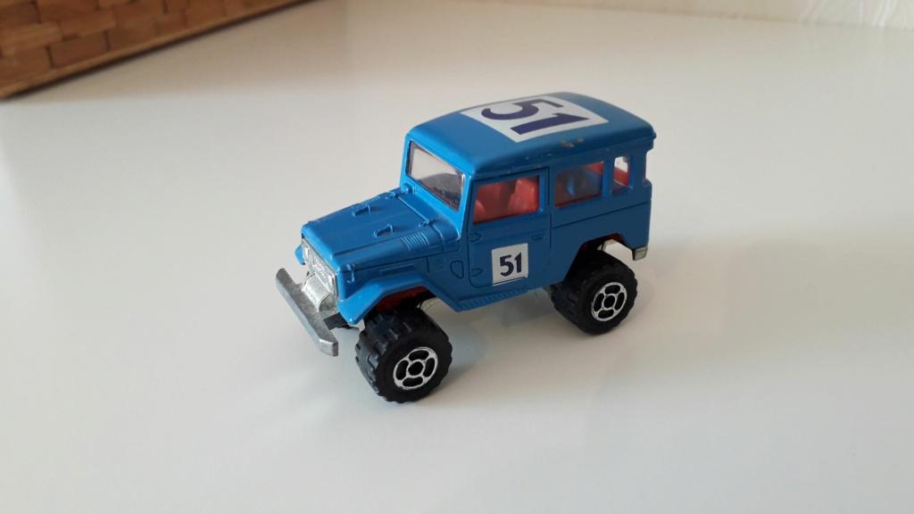 ma petite collection de majorette - Page 5 Toyota50