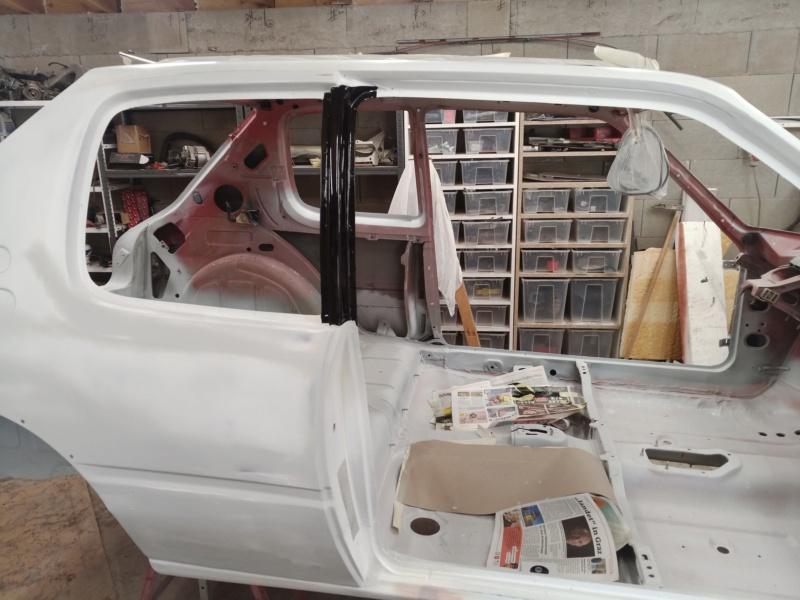 [HarikenRed]  205 GTI 1L9 - Rouge - 1992 (Restauration 100%) - Page 3 116_pi11