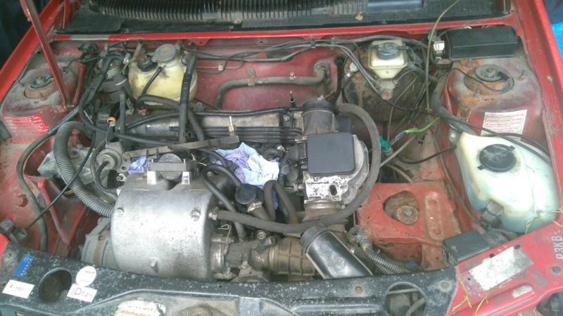 [HarikenRed]  205 GTI 1L9 - Rouge - 1992 (Restauration 100%) Dsc_0210