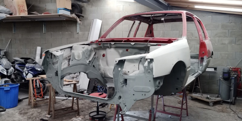 [HarikenRed]  205 GTI 1L9 - Rouge - 1992 (Restauration 100%) Img_2012