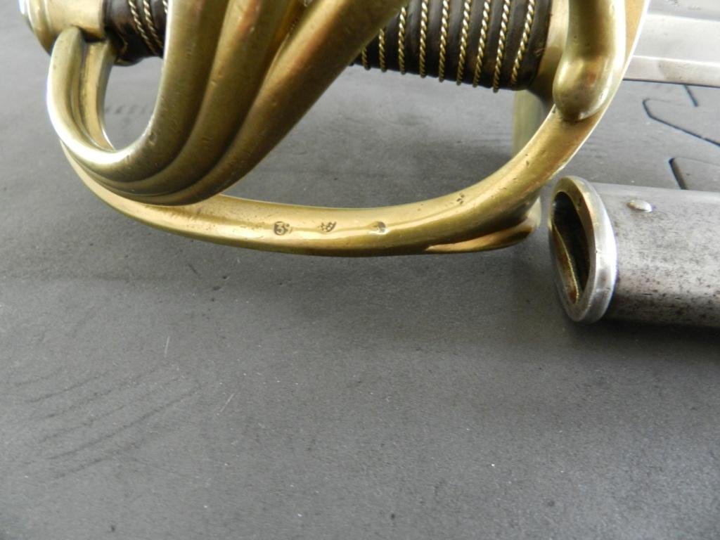 cuirassier sabre Mle 1816  Dscn6525