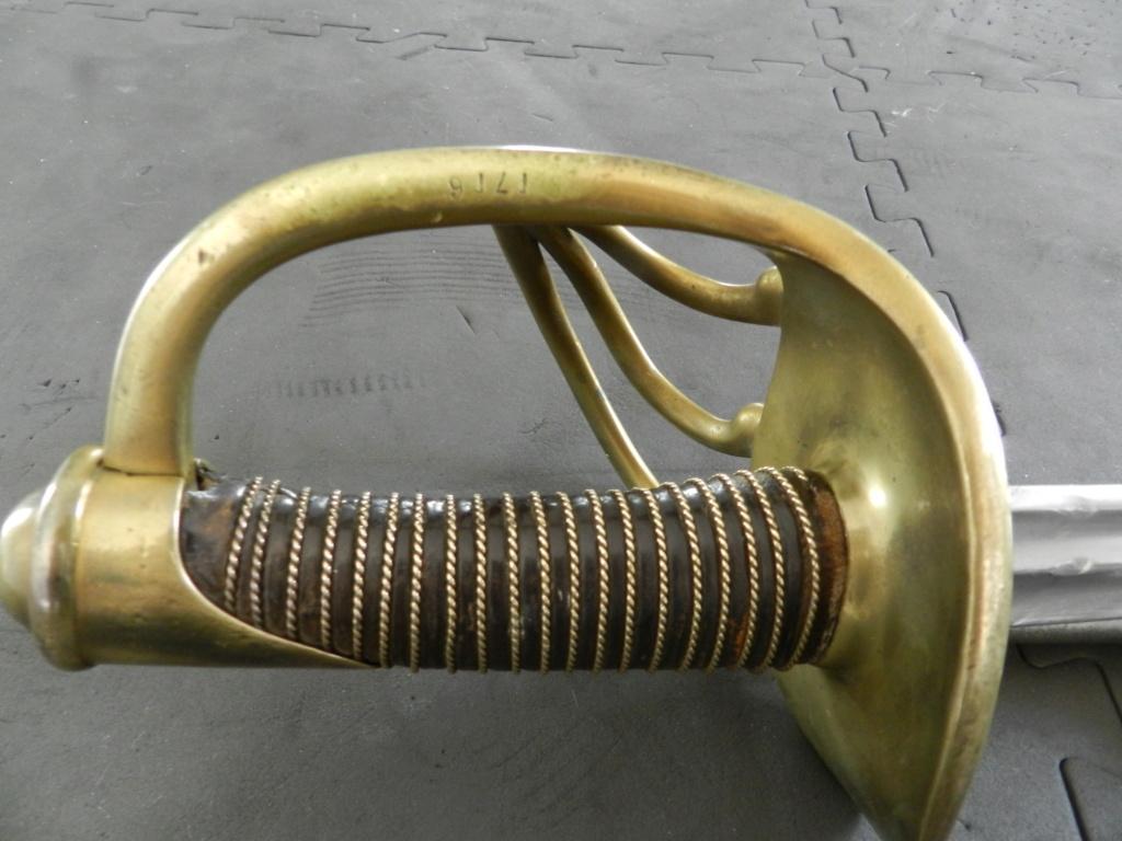 cuirassier sabre Mle 1816  Dscn6528