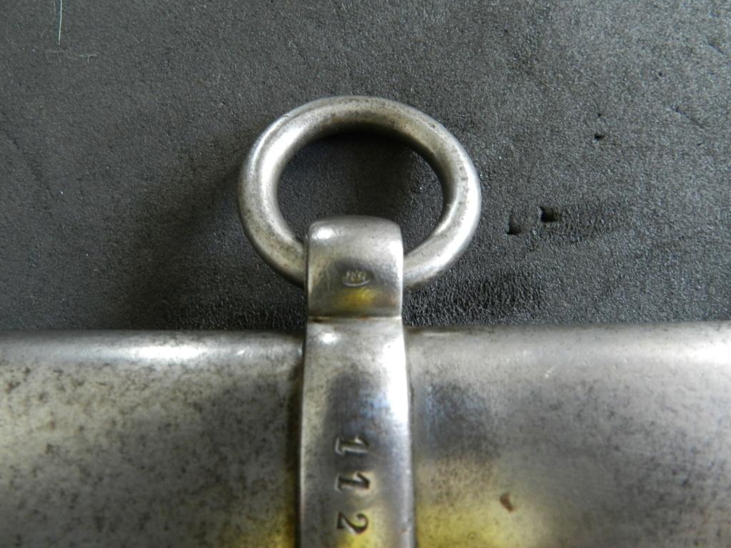 cuirassier sabre Mle 1816  Dscn6620