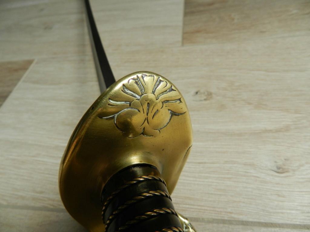 sabre d'officier 1822, produit par Talabot Frères a Paris  Dscn6713
