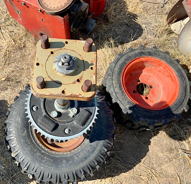 Mystery axle, help identifying it needed please. 1a886710
