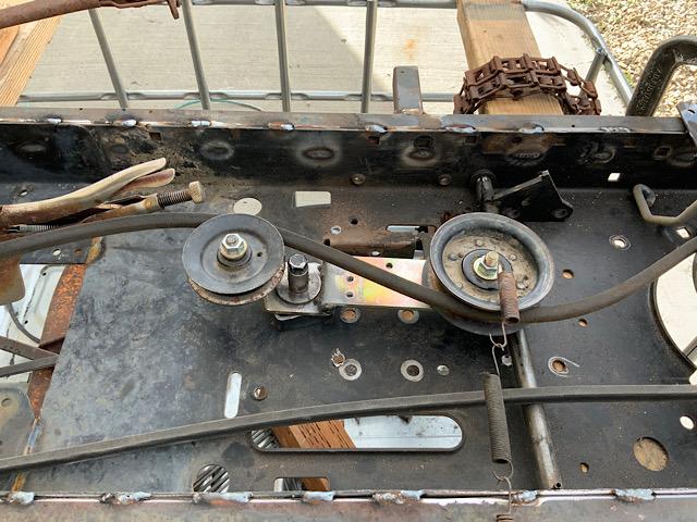 A Rat Rod Wheelbarrow Bucket T Tractor/Kart for my Grandson - Page 5 251d9810