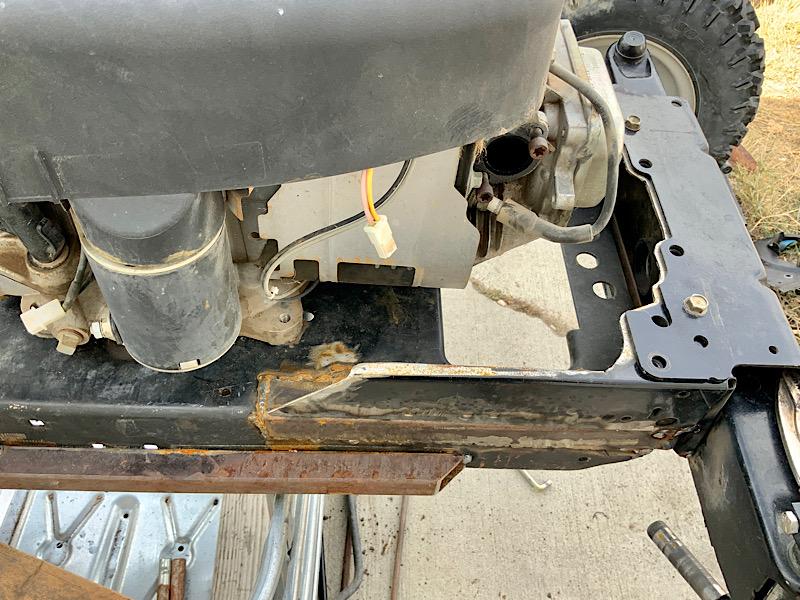 A Rat Rod Wheelbarrow Bucket T Tractor/Kart for my Grandson - Page 4 44ec8f10