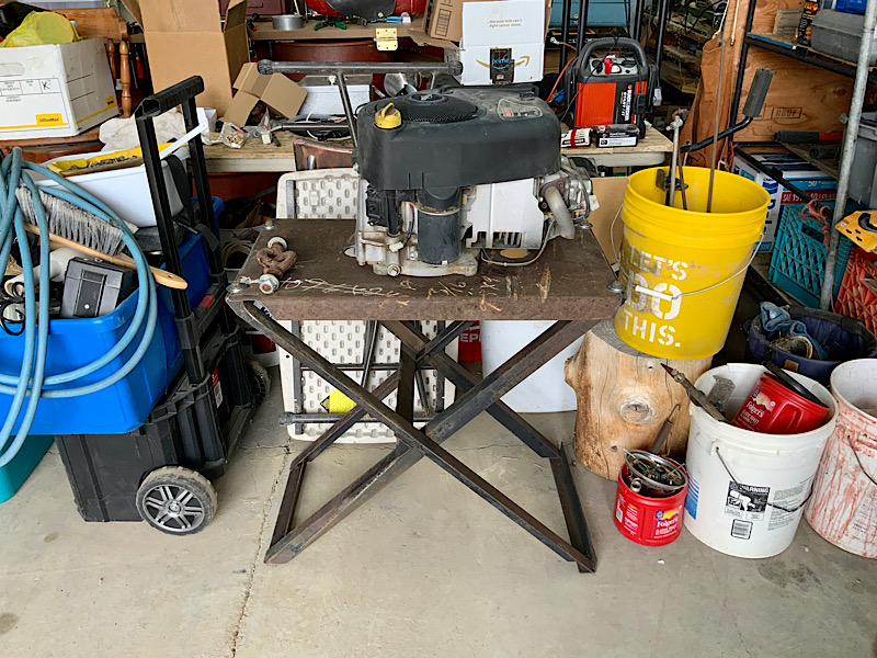 A Rat Rod Wheelbarrow Bucket T Tractor/Kart for my Grandson - Page 5 4a5b2b10