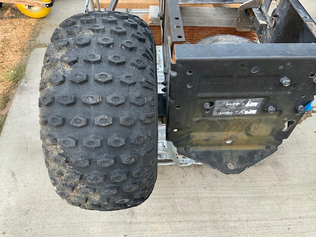 A Rat Rod Wheelbarrow Bucket T Tractor/Kart for my Grandson - Page 3 4eb3d110