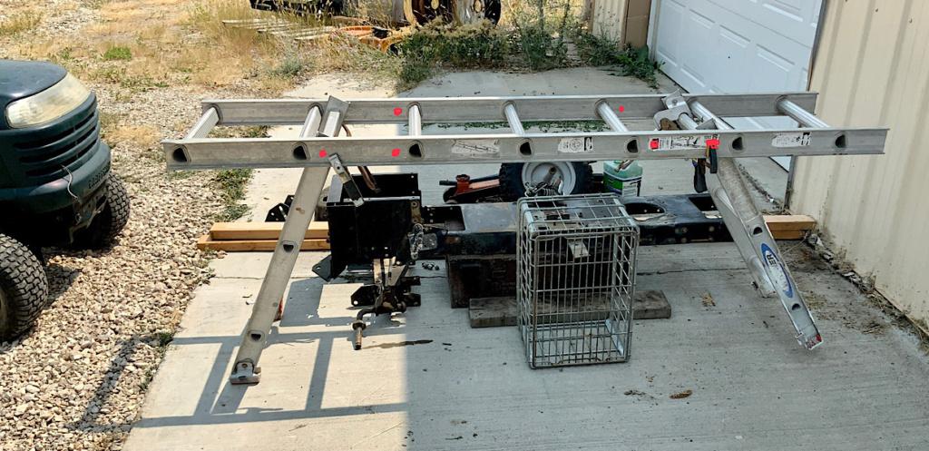 A Rat Rod Wheelbarrow Bucket T Tractor/Kart for my Grandson 54fcad10