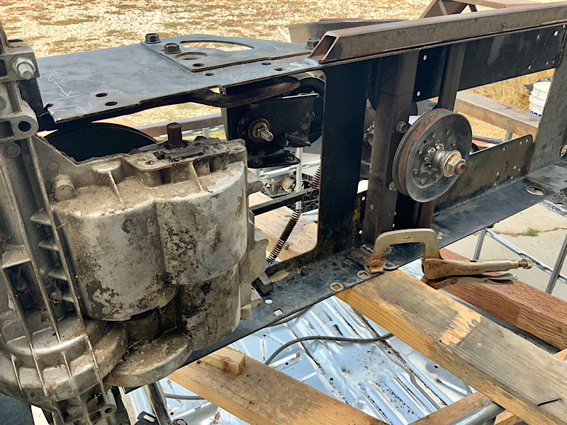 A Rat Rod Wheelbarrow Bucket T Tractor/Kart for my Grandson - Page 4 5e2cd210