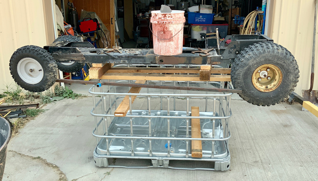 A Rat Rod Wheelbarrow Bucket T Tractor/Kart for my Grandson - Page 3 6a7b4c10