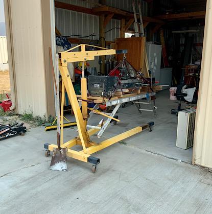 A Rat Rod Wheelbarrow Bucket T Tractor/Kart for my Grandson - Page 3 801f9010