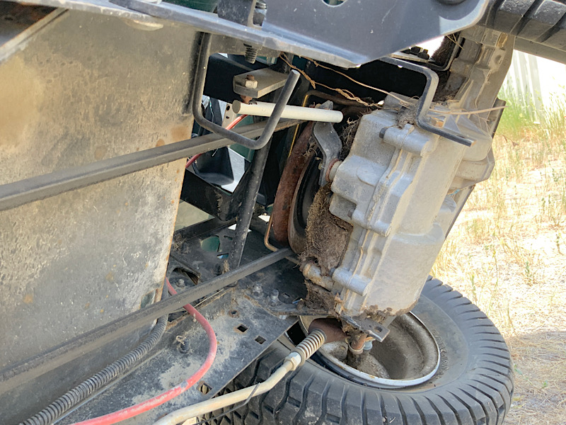 A Rat Rod Wheelbarrow Bucket T Tractor/Kart for my Grandson 9672d610