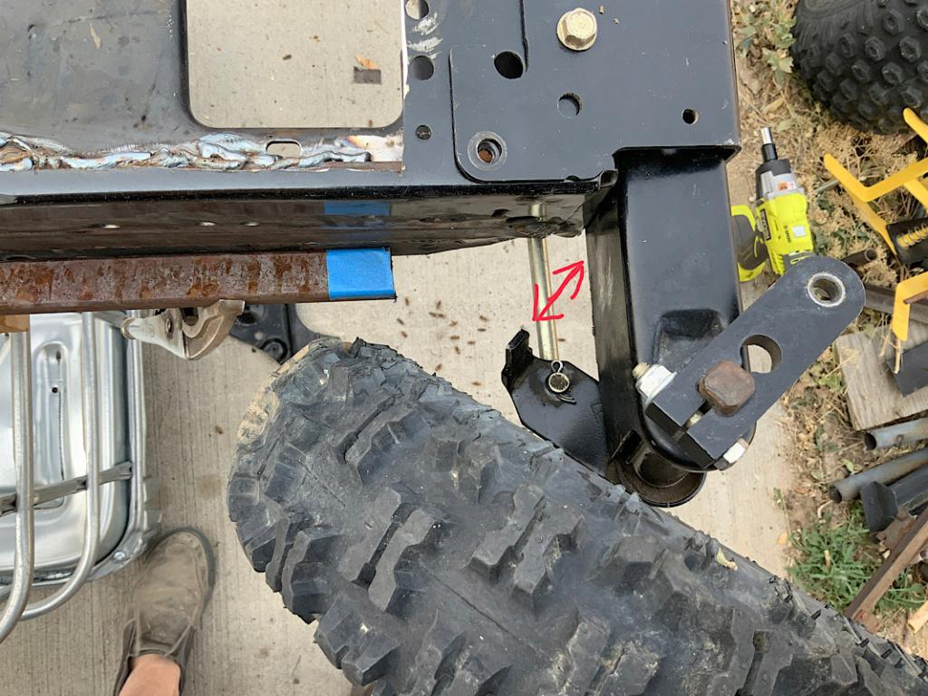 A Rat Rod Wheelbarrow Bucket T Tractor/Kart for my Grandson - Page 3 9a0e3e10