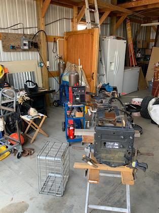 A Rat Rod Wheelbarrow Bucket T Tractor/Kart for my Grandson - Page 3 B10e2210