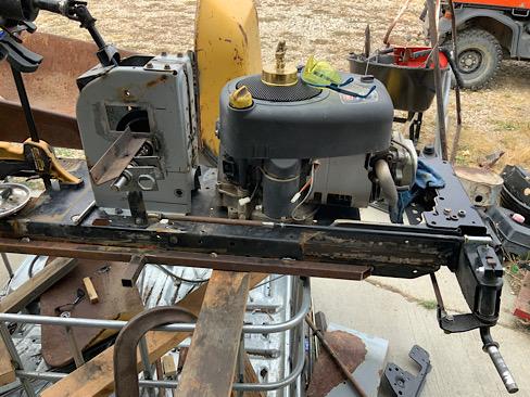 A Rat Rod Wheelbarrow Bucket T Tractor/Kart for my Grandson - Page 4 B85d2610