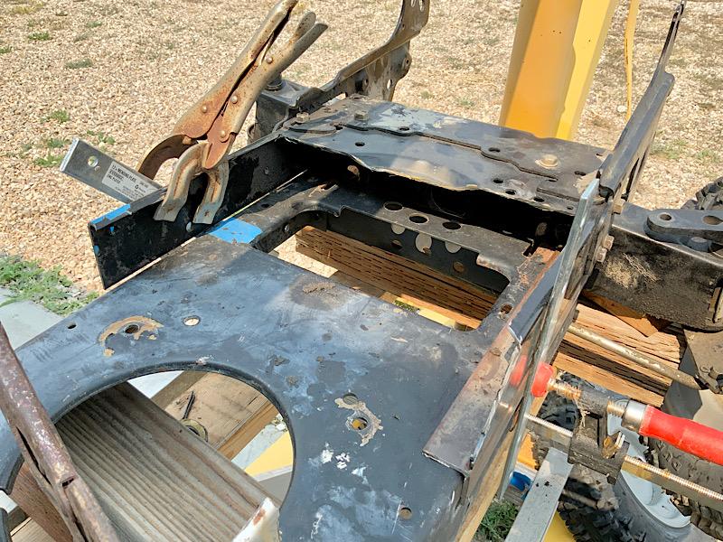 A Rat Rod Wheelbarrow Bucket T Tractor/Kart for my Grandson - Page 3 Bc2ba010