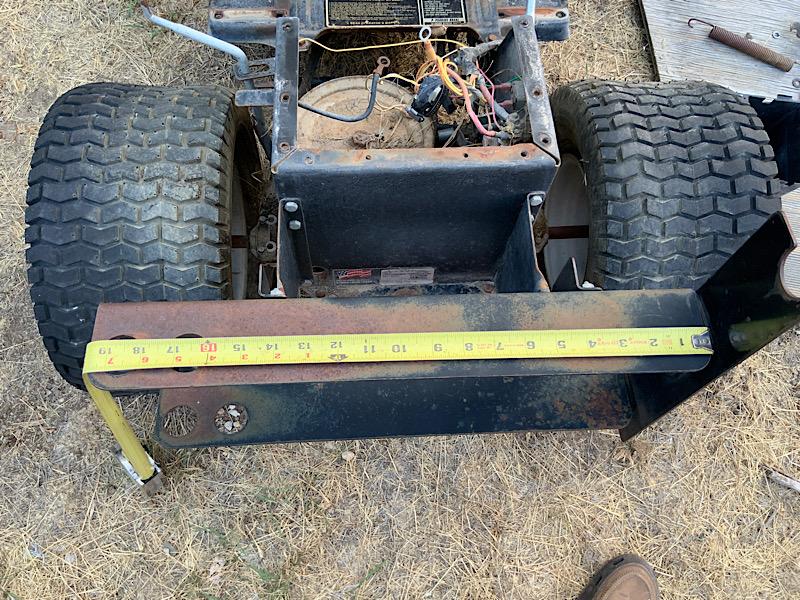 A Rat Rod Wheelbarrow Bucket T Tractor/Kart for my Grandson - Page 2 C1567f10