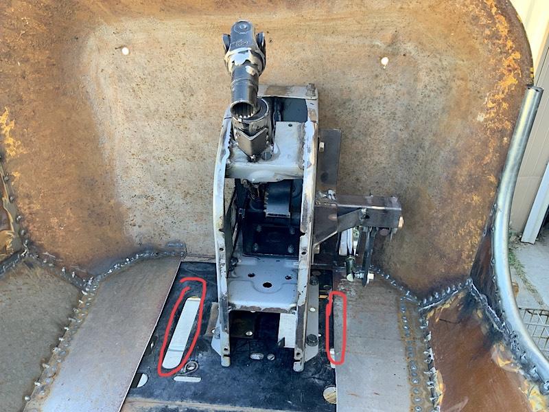 A Rat Rod Wheelbarrow Bucket T Tractor/Kart for my Grandson - Page 5 Cb4dbd10