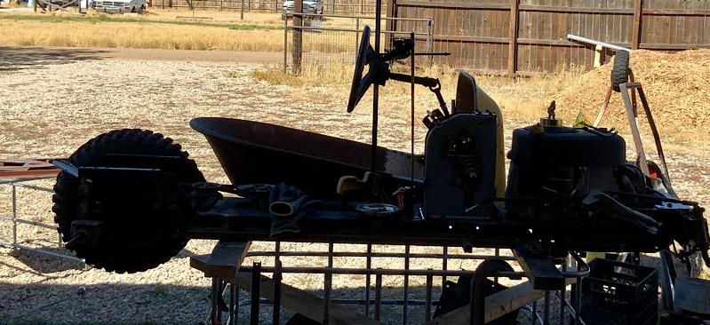 A Rat Rod Wheelbarrow Bucket T Tractor/Kart for my Grandson - Page 4 Da675b10
