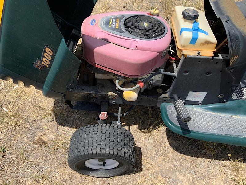 A Rat Rod Wheelbarrow Bucket T Tractor/Kart for my Grandson E46bdb10