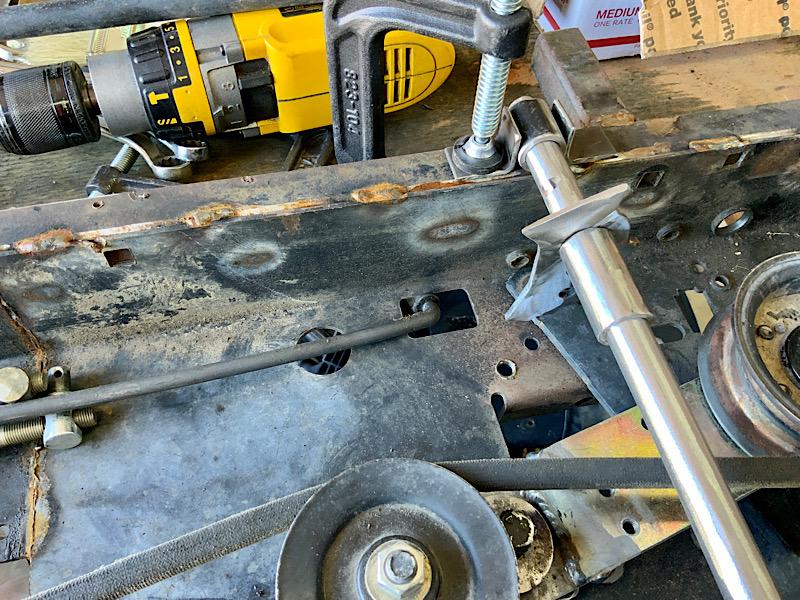A Rat Rod Wheelbarrow Bucket T Tractor/Kart for my Grandson - Page 5 Ec4e2810