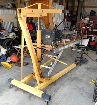 A Rat Rod Wheelbarrow Bucket T Tractor/Kart for my Grandson - Page 3 Eca54b10