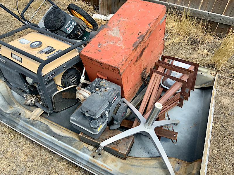 A Rat Rod Wheelbarrow Bucket T Tractor/Kart for my Grandson - Page 2 F25ff610