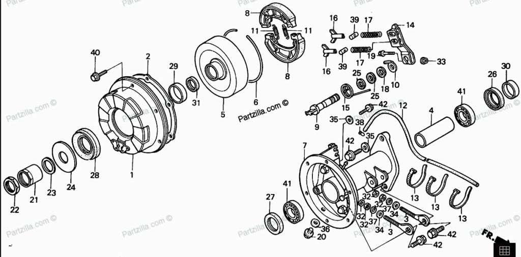 Mystery axle, help identifying it needed please. F76cb010