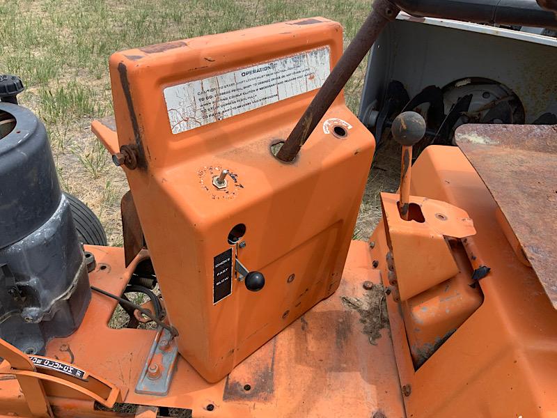 A Rat Rod Wheelbarrow Bucket T Tractor/Kart for my Grandson F93cd210