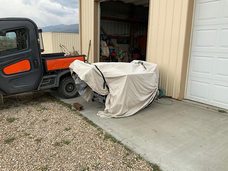 A Rat Rod Wheelbarrow Bucket T Tractor/Kart for my Grandson - Page 5 Feb6dd10