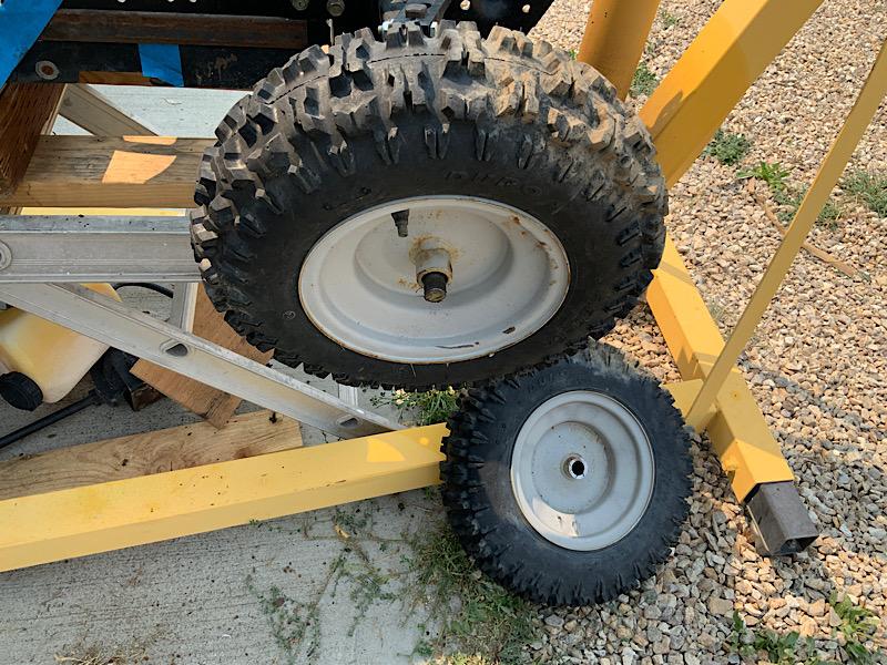 A Rat Rod Wheelbarrow Bucket T Tractor/Kart for my Grandson - Page 3 Fec0ba10