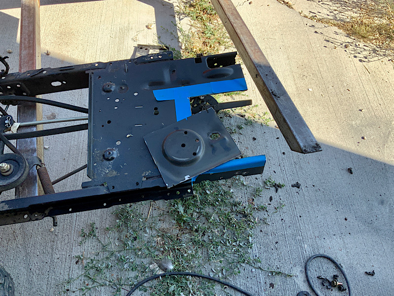 A Rat Rod Wheelbarrow Bucket T Tractor/Kart for my Grandson - Page 2 Ff049d10
