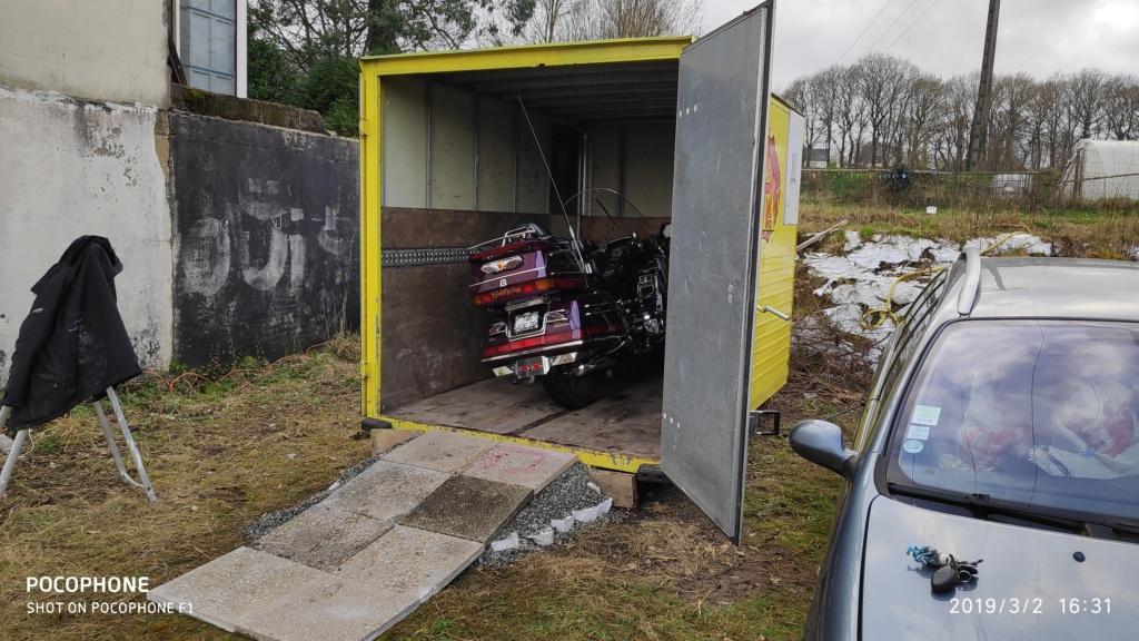 un garage pour ma belle Garage11