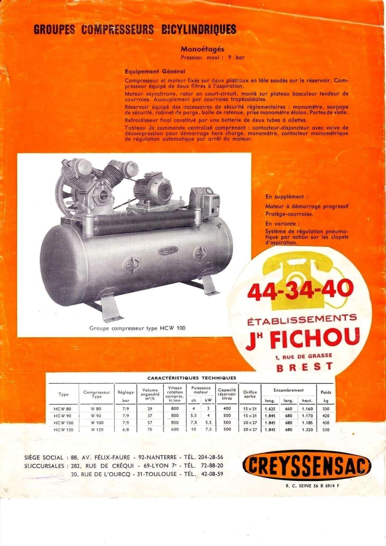 Compresseur Uw415710