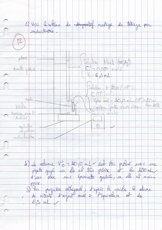 Corrigé DS3 0510