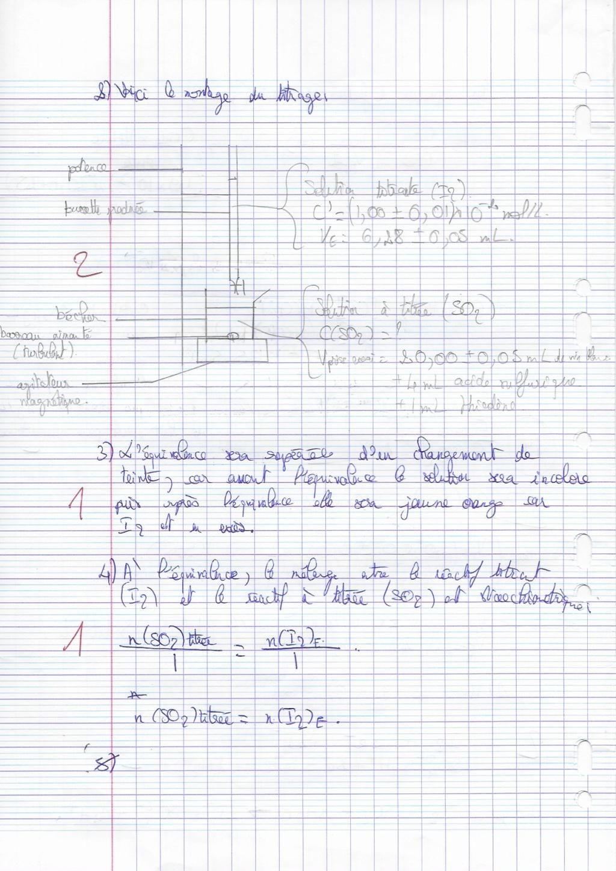 Corrigé DS3 0810