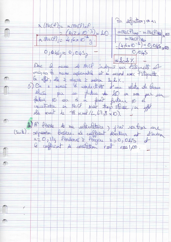 Corrigé DS3 1510