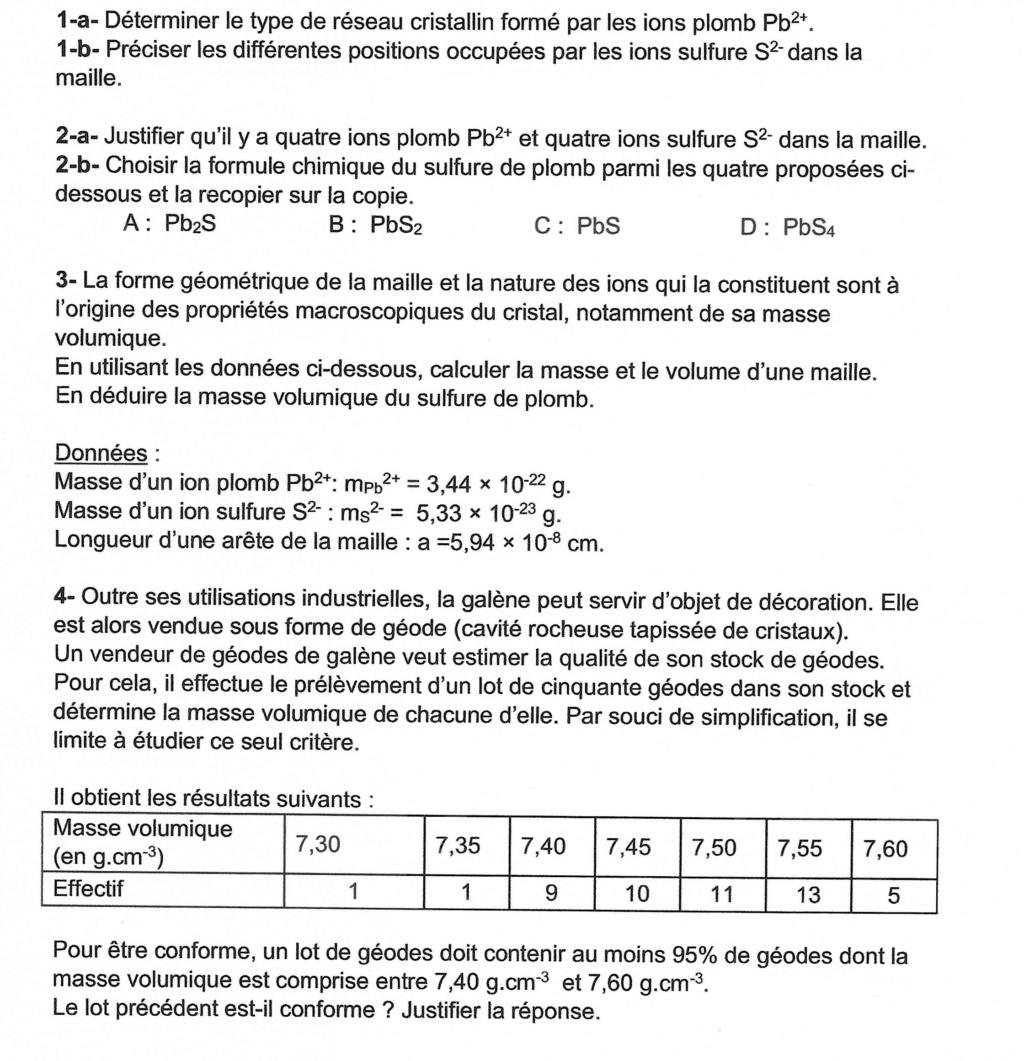 Thème Matière / Activité 4 : Typebac de révision  2020-354
